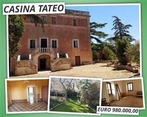 """""""Casina"""" Fortificata del 1700 Tra Putignano e Castellana Grotte."""