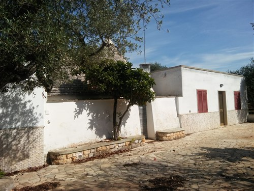 Ideal for Holiday, Villino With Trulli And Other Body Of Detached Trulli.