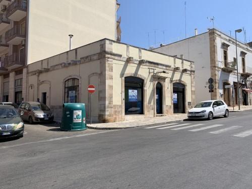 Locale Commerciale Angolare,Tre Vetrine e Lastrico Solare di Proprietà.