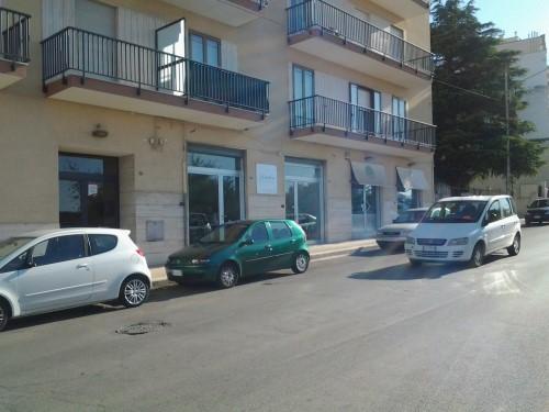 Locale Commerciale Con Terrazza Esclusiva.